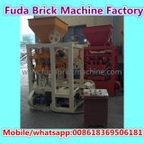Машина делать кирпича цемента почвы технологии Германии от Китая