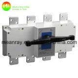 Interruptor de la transferencia del interruptor de la corriente continua