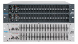 Dual Channel 31-Band Equalizer para Pro Audio