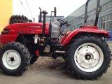Il Ce ha approvato il trattore agricolo dell'azionamento della rotella di uso 40HP 4 dell'azienda agricola