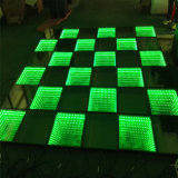 DMX512 Portable RVB Animation Digital DEL Dance Floor à vendre
