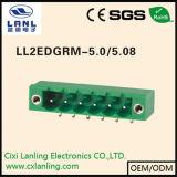 Ll2edgrm-3.5/3.81 Pluggable 끝 구획 연결관