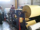 Machine d'enduit chaude de fonte de bande de mousse