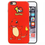 Pikachu Farbanstrich-Handy-kombinierter Fall für iPhone 6