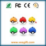Pokemon Ball Pendrive Cartoon Gift USB Flash Drive