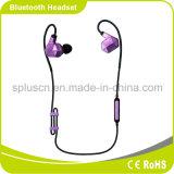 Fone de ouvido sem fio em-Orelha estereofónica super de primeira qualidade dos auriculares de Populared da mini Bluetooth para telefones móveis