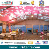 FurnitureのBig Restaurant Tentのための明確なRoof Luxury Tent