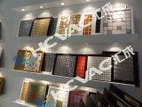 Máquina de revestimento de vidro do vácuo do ouro do mosaico/máquina de revestimento de vidro da telha PVD do mosaico