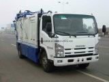 Caminhão comprimido do compressor do lixo da fonte profissional do tamanho do tanque 20m3