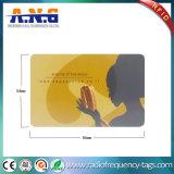 13.56MHz cartão Printable do plástico RFID