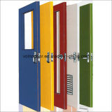 2016. Design novo Steel Fire Proof Door com UL Certificarte