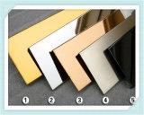 Prix de feuille d'acier inoxydable de couleur par kilogramme
