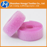 Cinta de gancho bucle fábrica de nylon