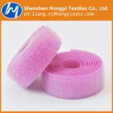 Bande en nylon de boucle de crochet de Velcro d'usine