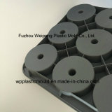Blocs concrets de couverture d'entretoises rondes en plastique de moulage pour la construction (YB100-YL)