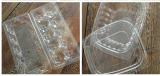 Plastik BOPS der Behälter, der Maschine bildet
