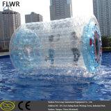 Heißer Verkauf kundenspezifische Vergnügungspark-aufblasbare Wasser-Rolle