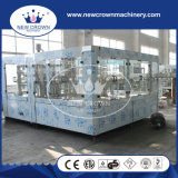 Máquina de rellenar plástica auto del agua carbónica de la botella