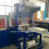 Drinking WaterのためのWd-250A Semi-AutoのPE Shrink Film Wrapping Machine