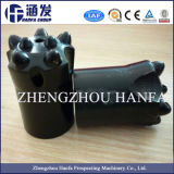 Tongsten Carbide Taper Shank Button Broca para Rock Mining