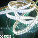 Luz de tira doble de la fila 5050outdoorlight LED de ETL el 144LED/M Ribbon/LED LED
