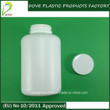 пластмасовый контейнер капсулы микстуры PE 500ml