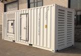 Генератор Ce Approved 800kw/1000kVA молчком Cummins тепловозный (KTA38-G5) (GDC1000*S)
