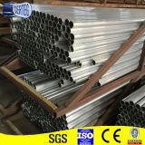Pipe #6005 en aluminium anodisée par T5 avec le certificat de GV