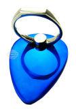 Liga personalizada do zinco do suporte do telefone do aço inoxidável do telefone do anel para o suporte do iPhone