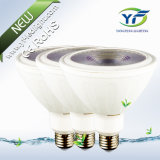 RoHS 세륨 SAA UL를 가진 GU10 MR16 E27 B22 220lm 360lm 560lm 770lm 1050lm 7*10W LED Flat PAR Light