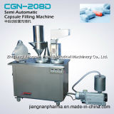 Semi-automatische Vullen van de Capsule Machine (CGN-208D)