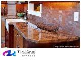 حجارة اصطناعيّة يصقل رخاميّة [كونترتوب] لأنّ مطبخ زخرفة