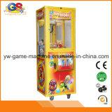 Máquina de la grúa del juguete de la máquina de la grúa del caramelo mini