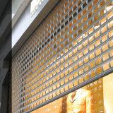 Trappe en aluminium de bonne qualité de rouleau