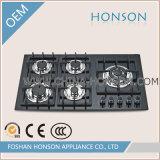 Estufa grande Hg5806 de la inducción de la estufa de gas de la hornilla del mejor precio
