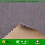 Polyester avec le tissu de Spandex de mélange de coton dans Two-Tone pour le blazer