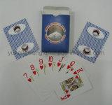ペーパートランプのゲームカードの広告、ボードゲーム