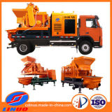 V8 Forced Concrete Mixer Machine Concrete Mixer con Concrete Pump