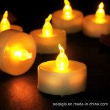 Le candele poco costose delle batterie di vendita calda il LED Tealights del Amazon comerciano