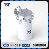 De Fabrikant van China Top3 van Regelgever van het Voltage van de Stap van de Enige Fase de Automatische