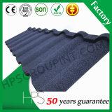 Material para techos revestido de la piedra plana del material de construcción para el azulejo de azotea ligero del chalet