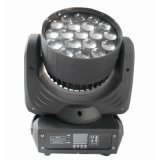 Indicatore luminoso capo mobile del nuovo zoom di 19pcsx10W LED