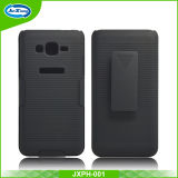 Samsung Galaxy Grand Prime G530のためのシェルHolster Combo Cell Phone Accessories Case