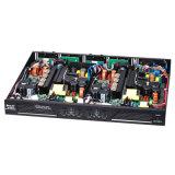 Cuatro amplificador de potencia profesional del canal de la clase D Digitaces del canal 1u