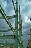Gratte-ciel de construction préfabriquée de structure métallique de cinq étages