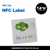 NFC Tag HF Coated Paper Ntag 215 ISO 14443A