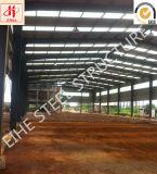 Vertiente prefabricada del almacén del Godown de la estructura de acero
