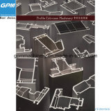 Linha de aço da fabricação do perfil do PVC Plast-