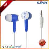 Fördernde Qualitäts-Kopfhörer mit kundenspezifischem Firmenzeichen