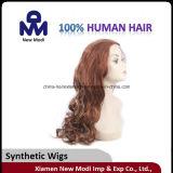 perruque de cheveu de perruques d'avant de lacet de 24inch 12#/22#Highlight à Miami